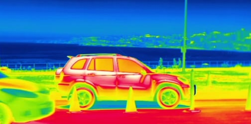The very real and terrifying danger of leaving your child in a hot car