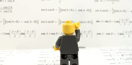An innovative way to teach maths to your little ones using LEGO!