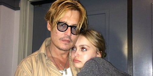 Why daughter's sexuality not a surprise to Johnny Depp
