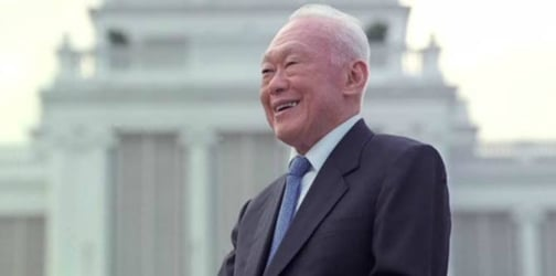 Lee Kuan Yew's sons donate value of their father's house to charity