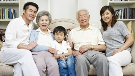 Do you know how much it costs to care for the elderly?