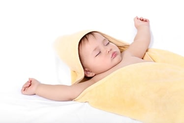 SIDS death risk rises by 33% on New Year's Day, study says