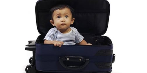 A parent's guide to fully prepare for travelling with kids