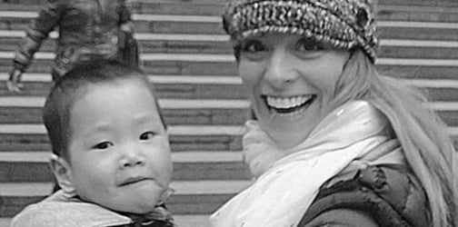 Mum hopes to find biological parents of China-born son before he goes blind