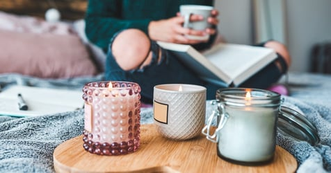 Scented Candles Can Be Bad for Your Health