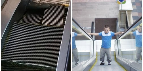 Escalator tragedy is a grim safety reminder for all parents