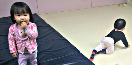 Rising waiting lists for infant care