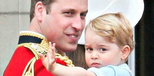 Prince William emotionally affected by fatherhood
