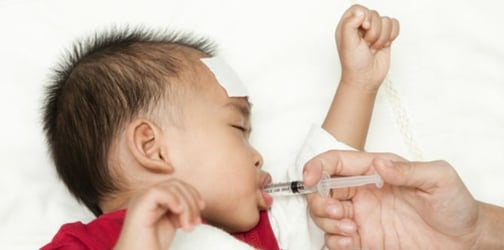 Treating your child's fever