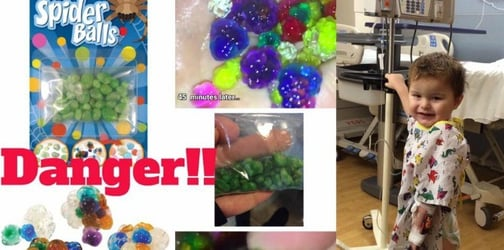 Safety Alert: The tiny yet deadly toy parents MUST know about