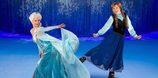 Win Tickets to Watch Disney on Ice Presents Magical Ice Festival!
