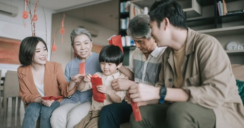 8 Dreadful Things You'll Face During Chinese New Year Visits