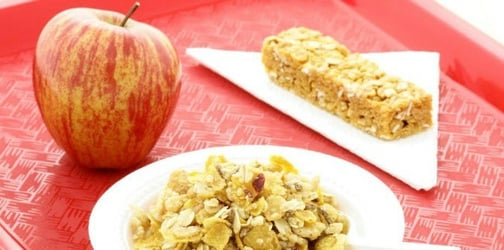 10 yummy organic snacks that are safe for kids to indulge on