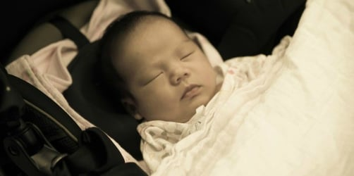 Here's why napping on the go might not be good for your baby!