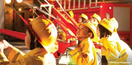 KidZania Singapore by numbers: Time to hit the city of big dreams!