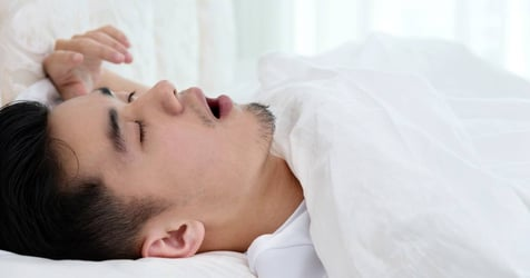 Study: Heavier Snoring Has Higher Risk of Getting Cancer