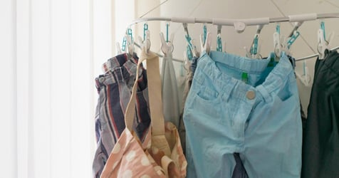 This Dangerous Reason is Why You Should Stop Drying Clothes Indoors!