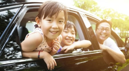 Does car ownership play a part in Singapore's low fertility rate?