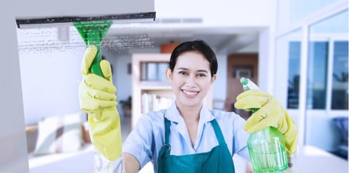 Maid checklist: What happens before and after arrival?