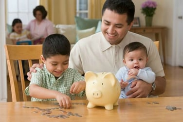 9 ways to help your kids develop good money habits through the OCBC Mighty Savers® Programme