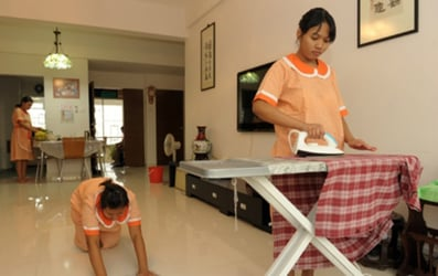 Higher wages for maids not long-term solution