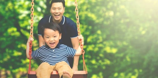 3 Ways Dads Could Play With Their Kids - Without Using an iPad!