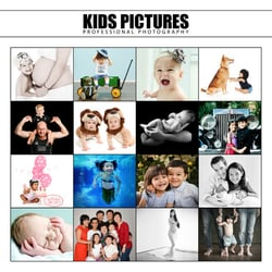30 Days 30 Prizes Giveaway: Win a Kids Pictures basic family photoshoot package worth $270!