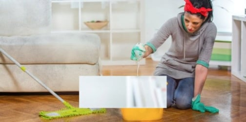 6 wrong cleaning habits that you may have