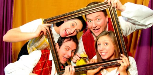 ACT 3 International launches brand new theatric festival for the whole family!