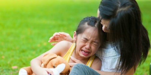 5 Tips To Staying On Course With Your Strong-Willed Child