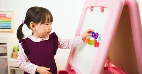 25 Words Your Toddler Should Know by Age 2