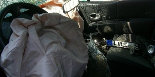 75,000 vehicles affected by potentially fatal flaw in airbag system