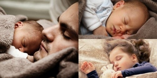 Infographic: How Much Sleep Does My Baby Need Everyday?