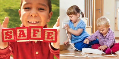 Quiz: Parents, How Much Do You Know About Child Safety?