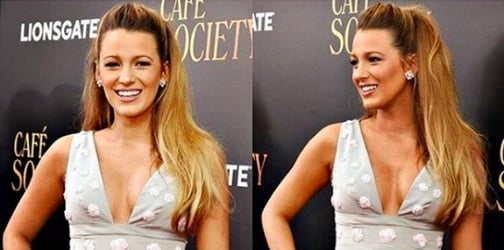 """Blake Lively on why new mums shouldn't be pressured to slim down: """"It's so unfair"""""""