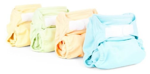Why cloth diapers are making a comeback