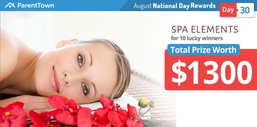 Win a Revitalift Facial worth $130 for 10 lucky viewers with Spa Elements on ParentTown