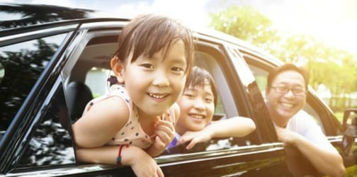4 Items to note when getting a family car