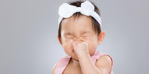 A safe and natural way to ease your child's stuffy nose effectively