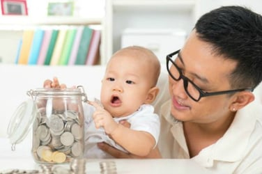 Tomorrow today: plan your kid's financial future with Singapore's #1 choice in banks