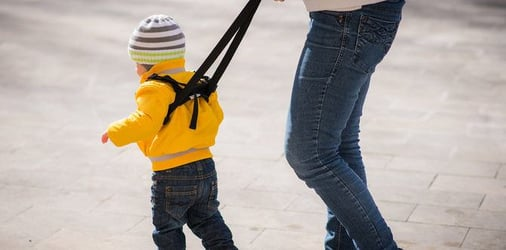 Tell us, Singapore! Would you put your child on a leash?