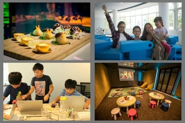 Best places in Singapore to go with your kids this Children's day