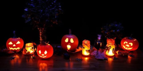 See what spooky events are happening for your little ones this halloween