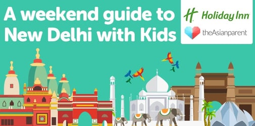 Tripping around New Delhi's lesser-known places can be really enriching for your child, here's why