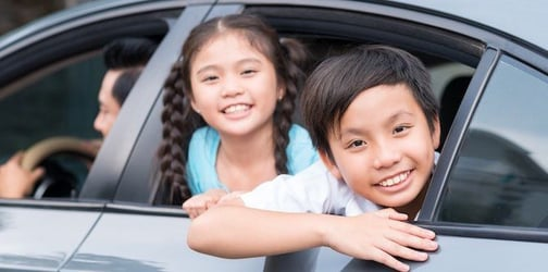 What parents are saying about the new pick up service Schoolber