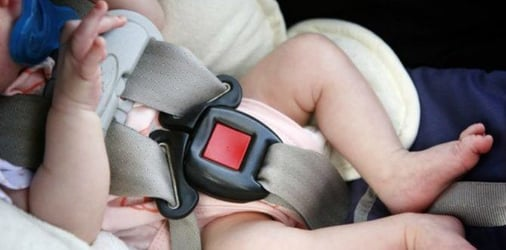 Their baby died because she was forgotten in her car seat