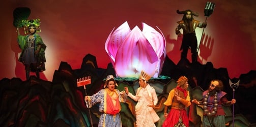 Don't miss! Monkey Goes West is back in Singapore!