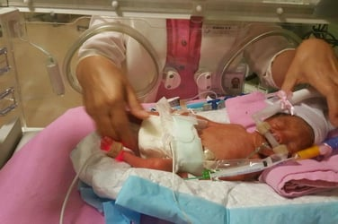 Preemie baby in KKH ICU: father trying to raise funds on Carousell