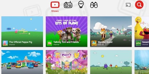 Mums, here's why you need the YouTube Kids app!