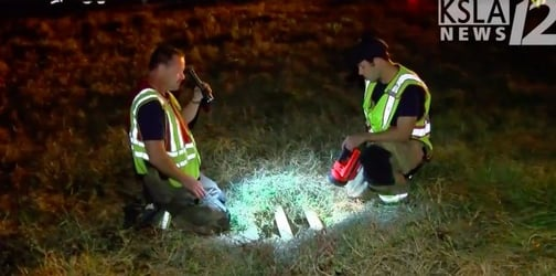 Baby found alive in storm drain after being ejected from car in terrible crash